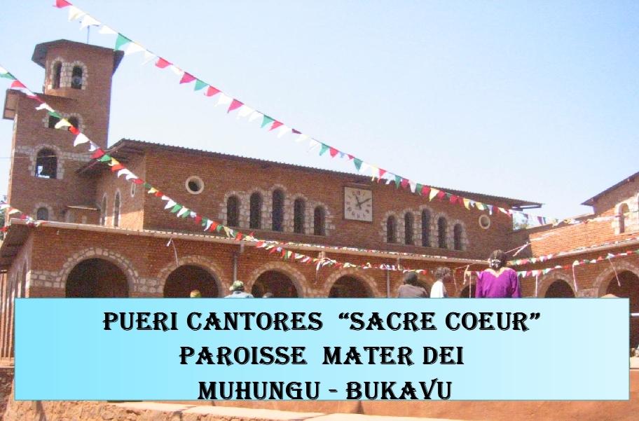 PUERI CANTORES SACRE' COEUR DE MUHUNGU